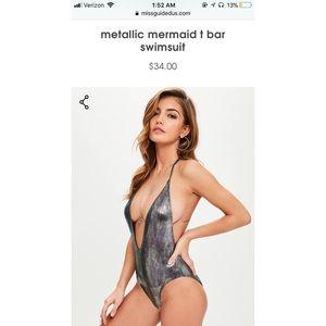 Metallic Swimsuit